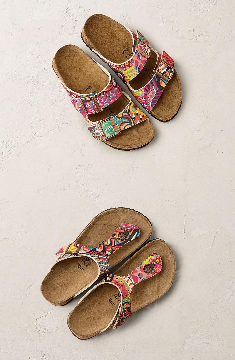Birkenstock Arizona BirkoFlor Sandal