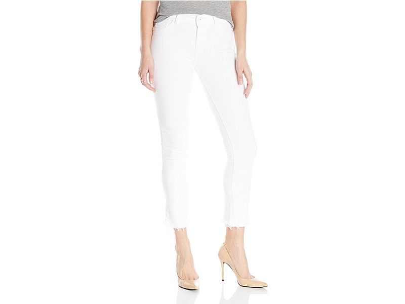 DL1961 Mara Ankle Straight Jeans in Oakley