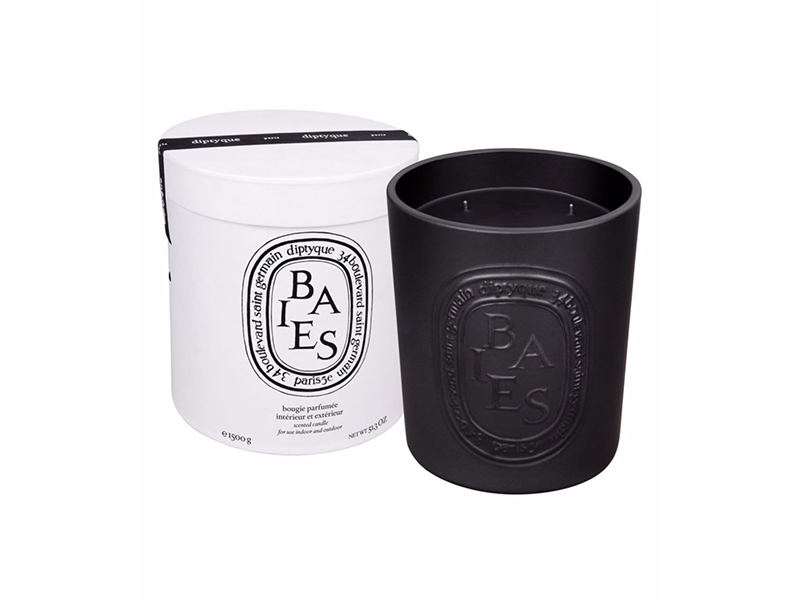 Diptyque Baies Ceramic Indoor/Outdoor Candle