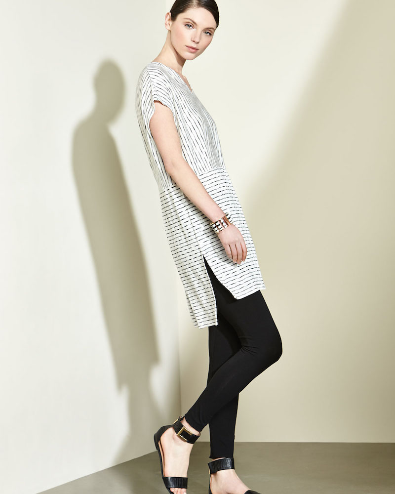 Eileen Fisher Classic Collection Summer 2017 Lookbook Nawo