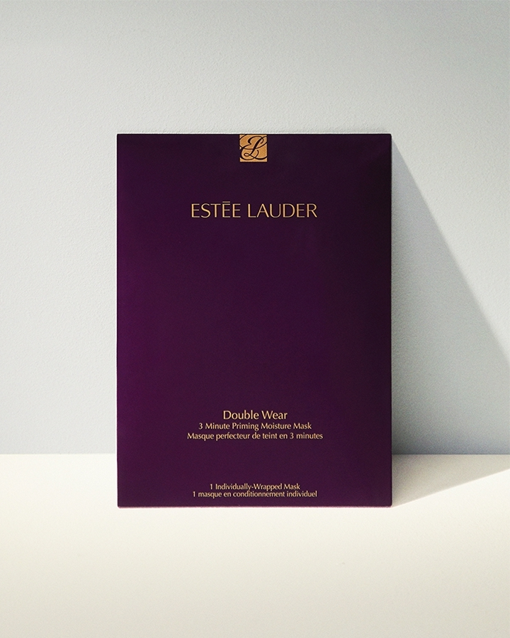 Estée Lauder Double Wear 3 Minute Priming Moisture Mask