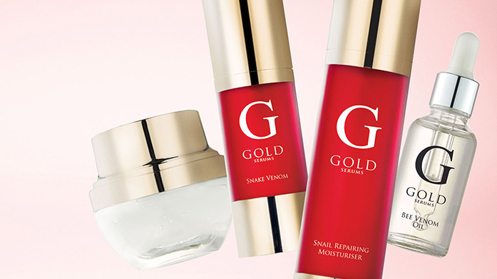 Gold Serums at BrandAlley