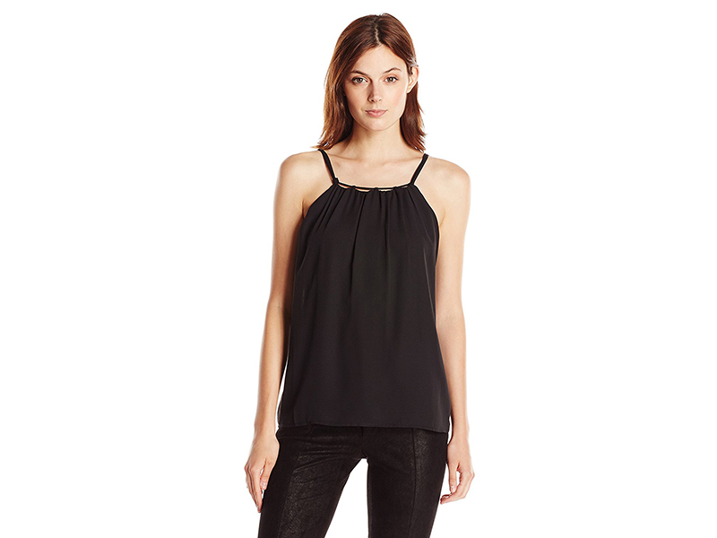 Greylin Lizza Strappy Solid Top