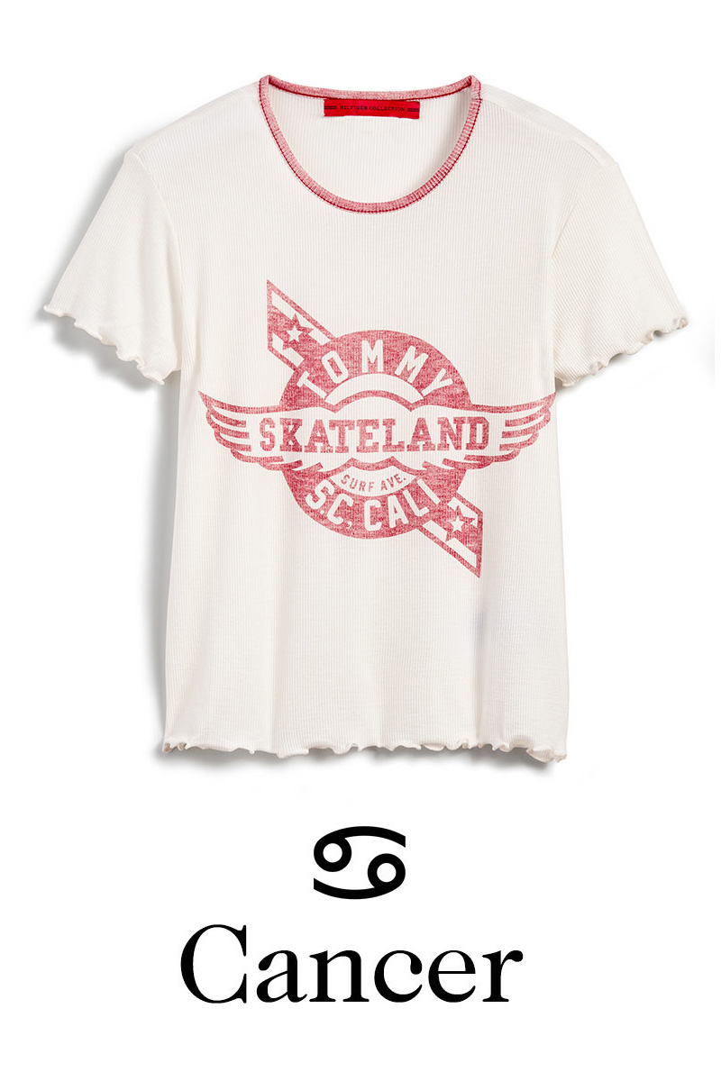 Hilfiger Collection Skateland Tee