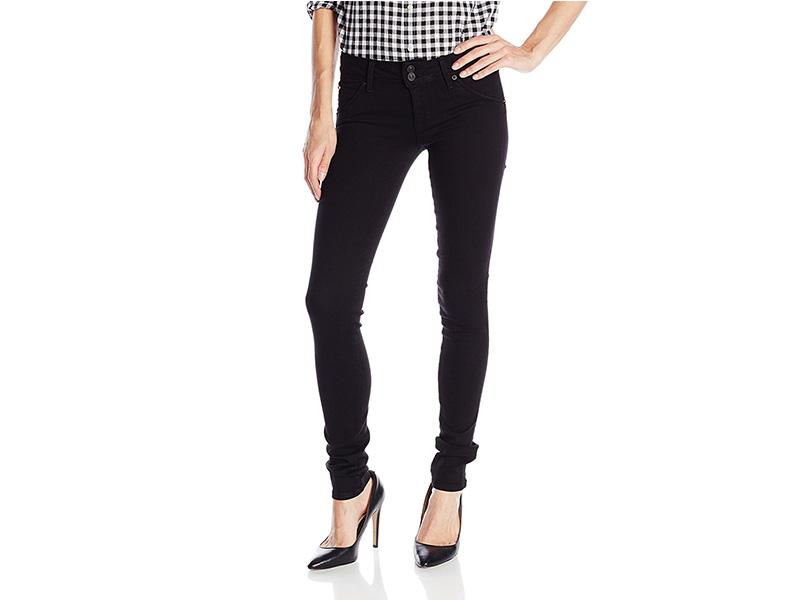 Hudson Collin Skinny Jean In Black