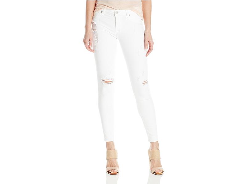 Hudson Jeans Nico Midrise Super Skinny 5-Pocket Jean
