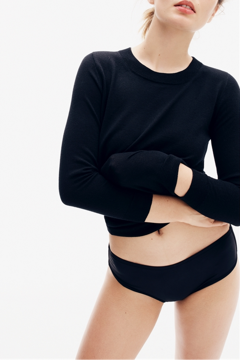 J.Crew Seamed Bikini Boy Short