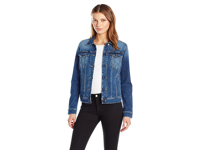 Joe's Jeans Morgana Relaxed Fit Denim Jacket