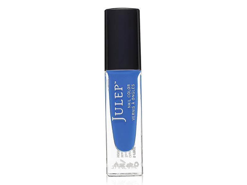 Julep Color Treat Nail Polish, Bright Blues, Isabela Boho Glam