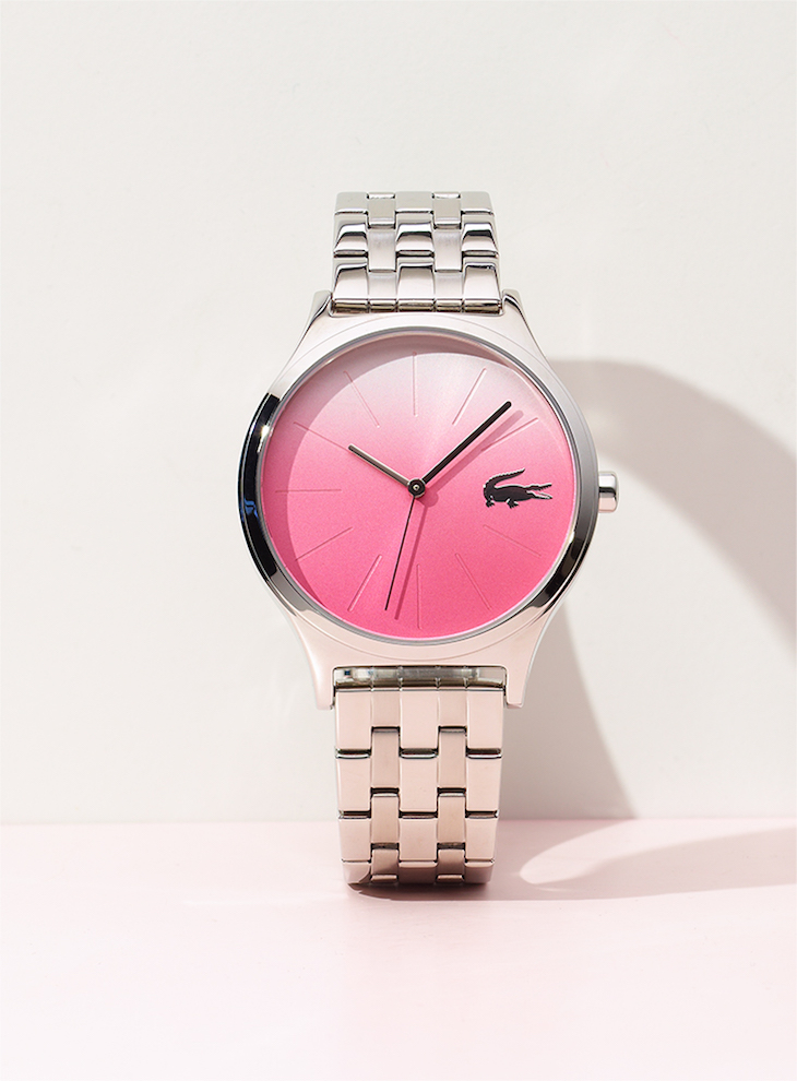 Lacoste Nikita Quartz Stainless Steel Casual Watch