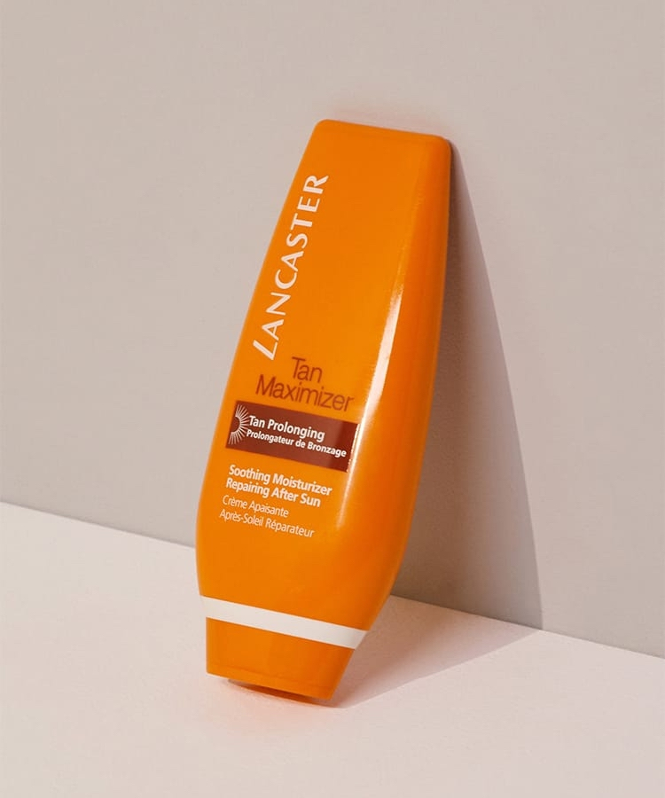Lancaster Tan Maximiser Soothing Moisturizer Repairing After Sun