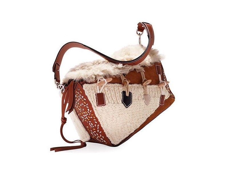 Loewe Puzzle XL Studded Shoulder Bag