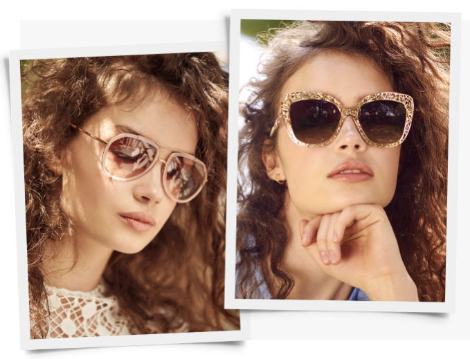Made in the Shade: Spring 2017 Sunglasses Trends