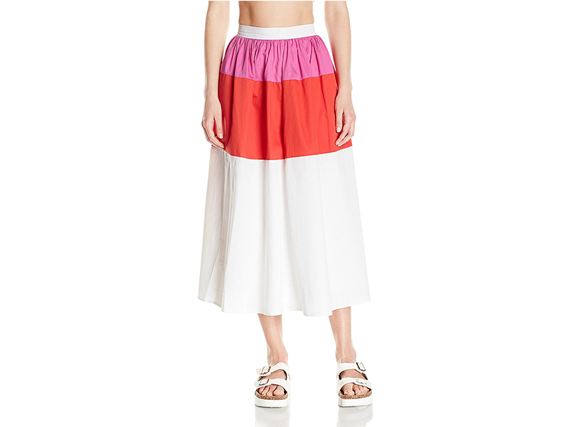 Mara Hoffman Patch Midi Skirt