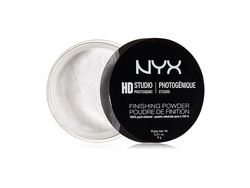 NYX Cosmetics Studio Finishing Powder, Translucent Finish