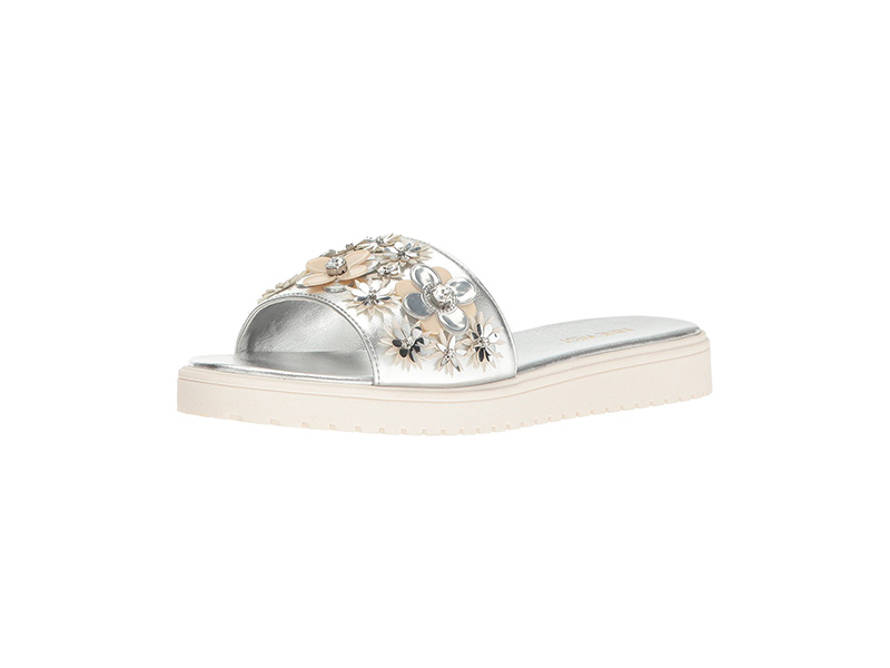 Nine West Rosolas Patent Jelly Sandal