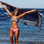 O'Neill Pop Rock Triangle Bikini Top