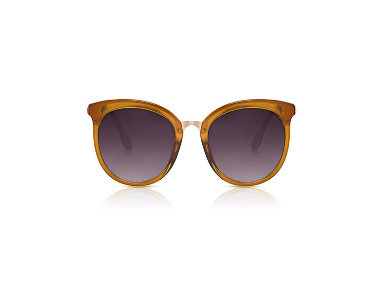 PERVERSE sunglasses JP Super Oversize Retro Round Sunglasses