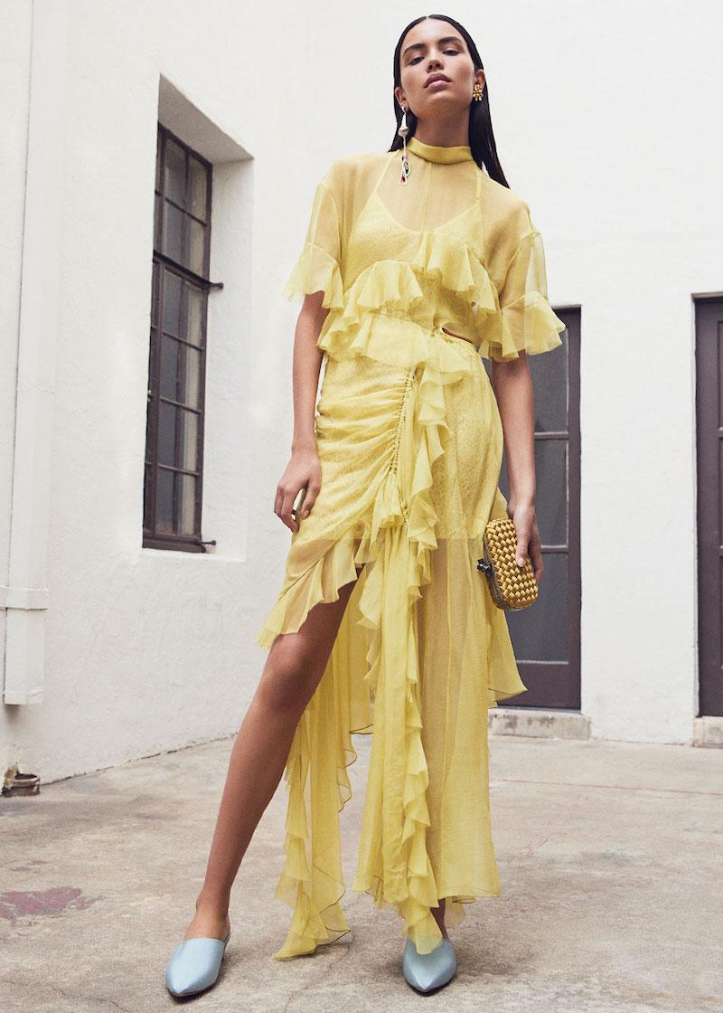 Preen by Thornton Bregazzi Azura Dress