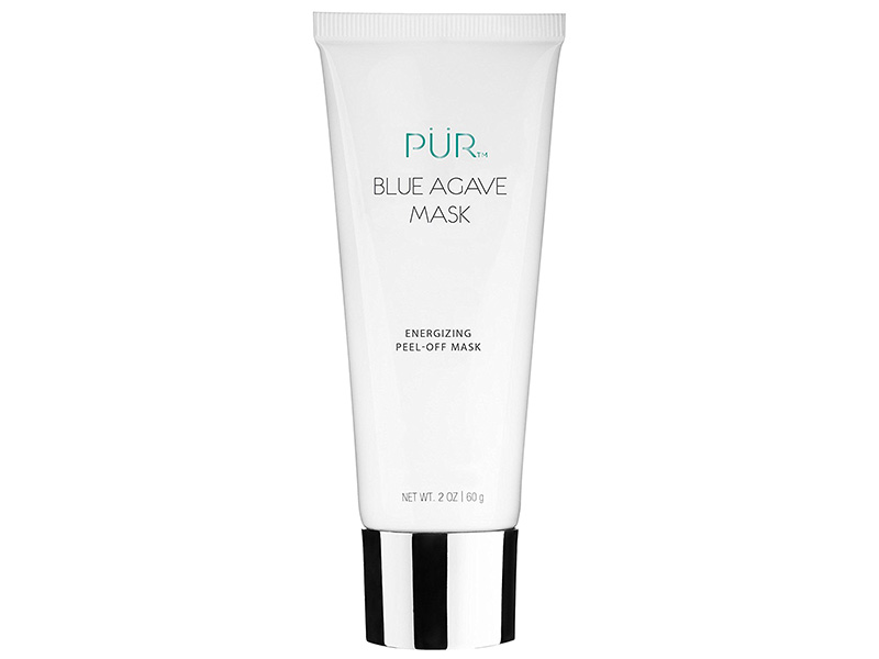 Pur Minerals Blue Agave Energizing Peel-off Mask