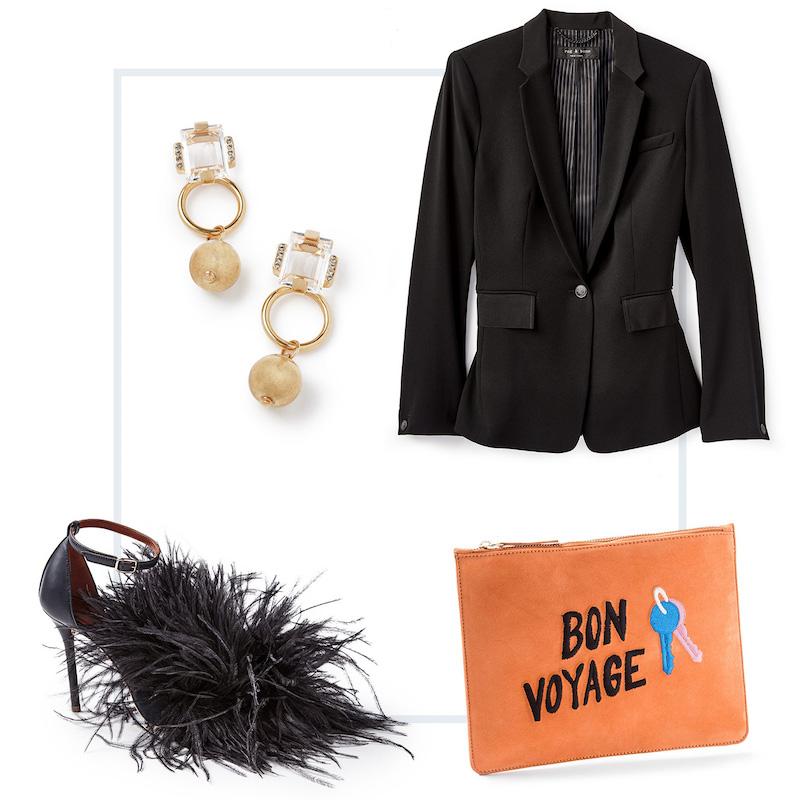 Rag & Bone Windsor Blazer