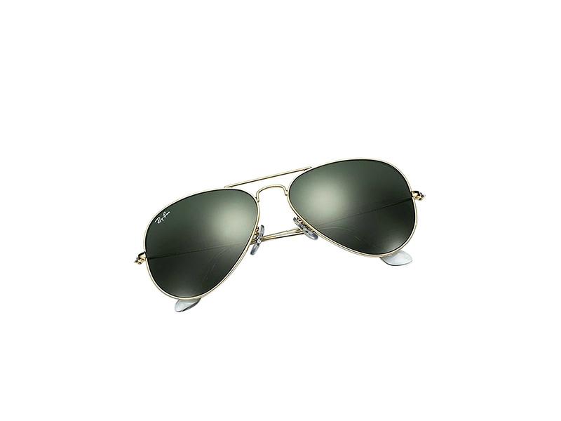 Ray Ban 0RB3025 Aviator Large Metal Sunglasses