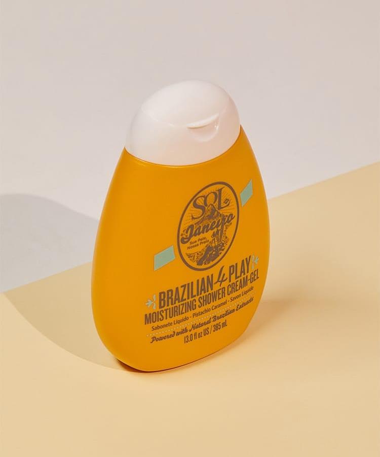 Sol de Janeiro Brazilian 4 Play Shower Cream-Gel