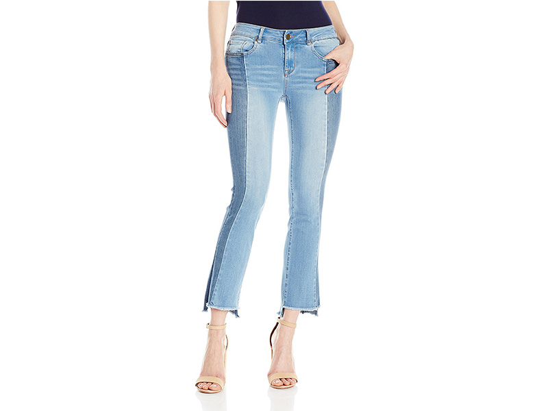 William Rast Willliam Flare Crop Jean