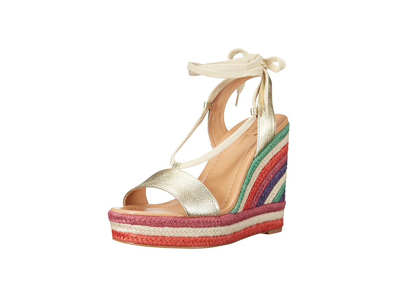 kate spade new york Daisy Too Espadrille Wedge Sandal