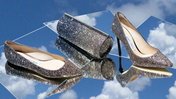 mytheresa.com x Jimmy Choo Glitter Collection