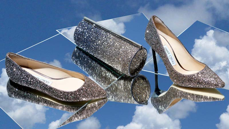 2d477f3c4db2 JIMMY CHOO x mytheresa.com Glitter Collection – NAWO