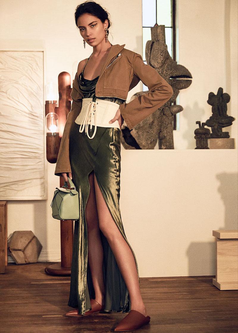 ATTICO Leticia Dress