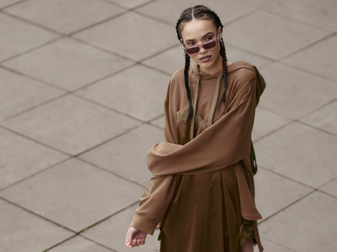 Fenty PUMA by Rihanna Hoody with Slip 3
