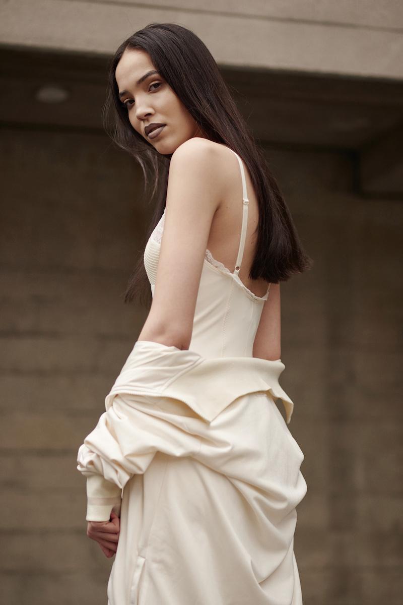 Fenty PUMA by Rihanna Lace Detail Full Bodysuit