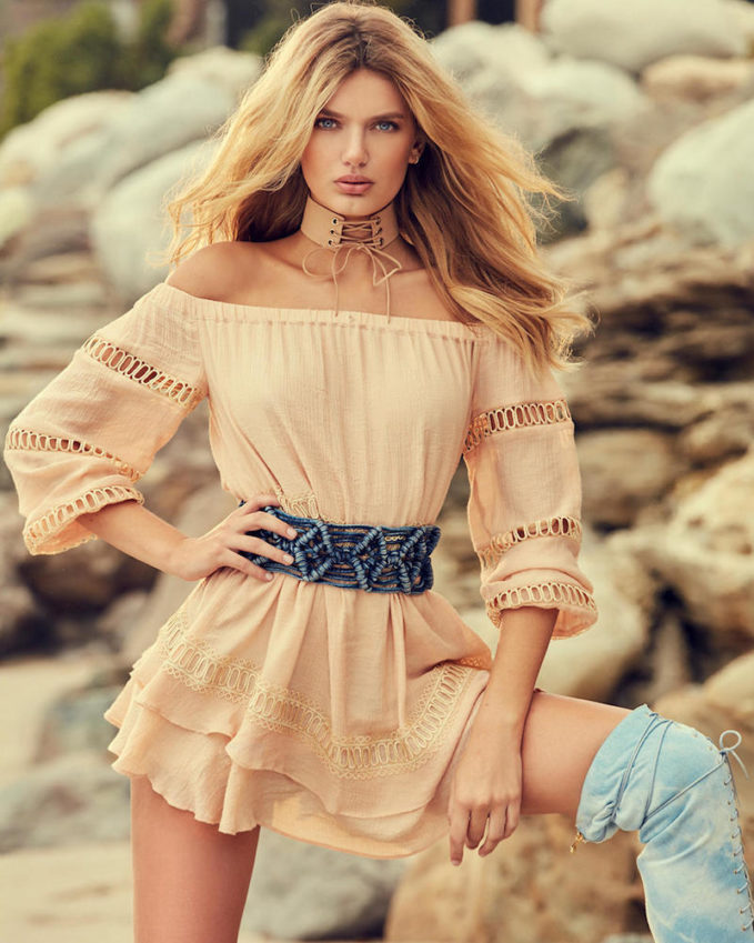 GUESS Summer 2017 Campaign