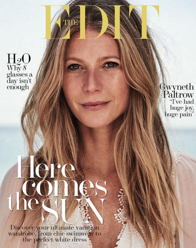 Gwyneth 2.0: Gwyneth Paltrow for The EDIT