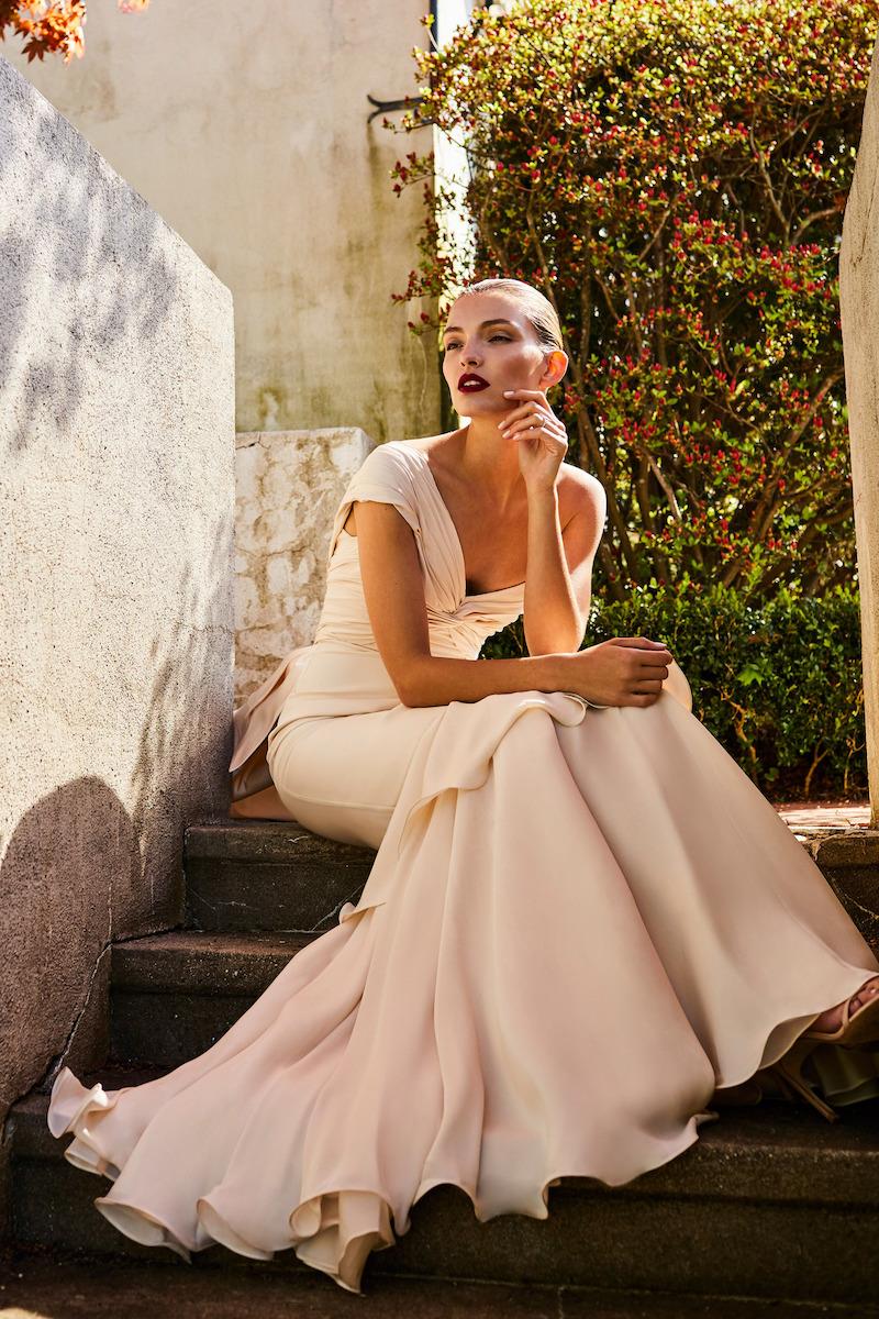 Johanna Ortiz M'O Exclusive Antes Del Amanecer Dress