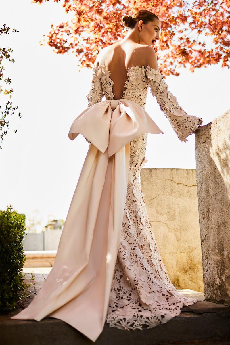 Johanna Ortiz M'O Exclusive Atardeceres Sevillanos Dress