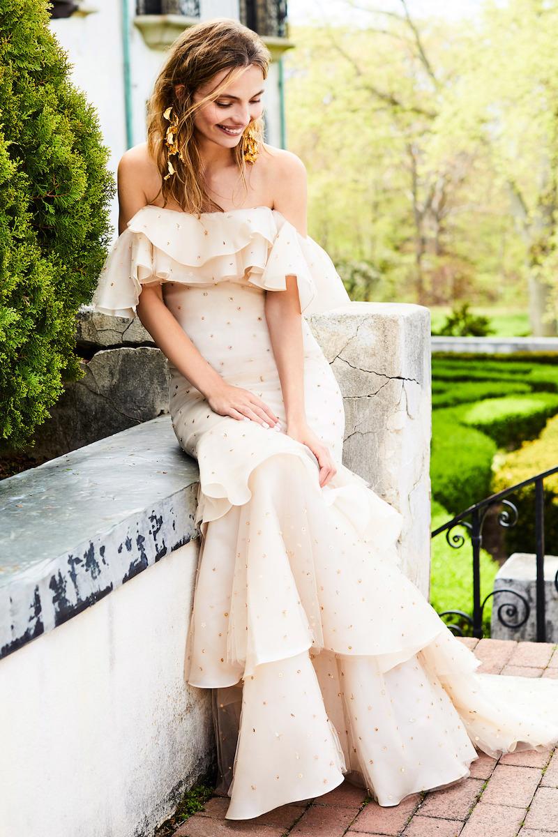 Johanna Ortiz M'O Exclusive Cartas A Julieta Dress