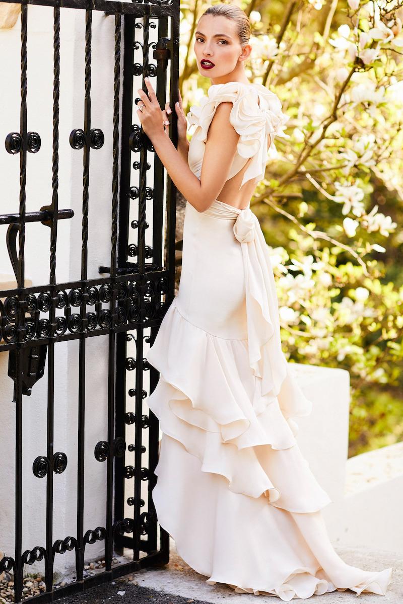 Johanna Ortiz M'O Exclusive El Arte De Amar Dress