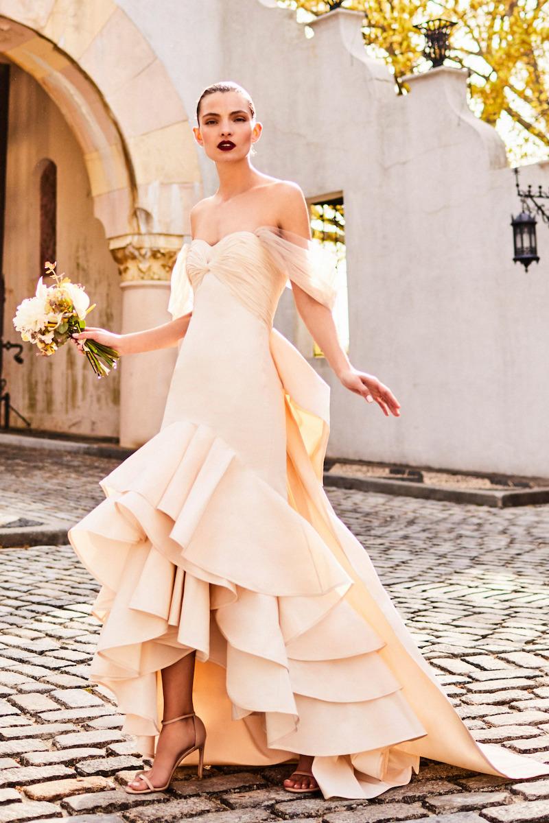 Johanna Ortiz M'O Exclusive Noches De Andalucía Dress