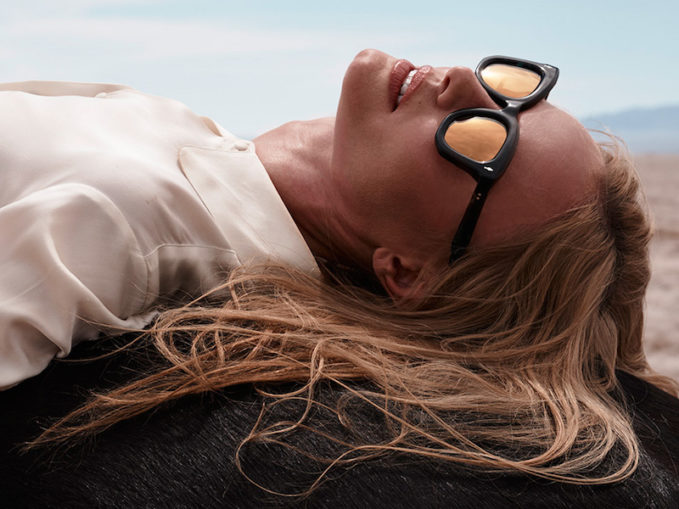 Kate Bosworth x Jacques Marie Mage Fascination St. Sunglasses