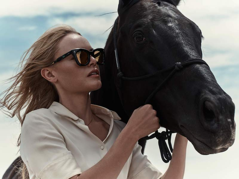 Kate Bosworth X Jacques Marie Mage Fascination St