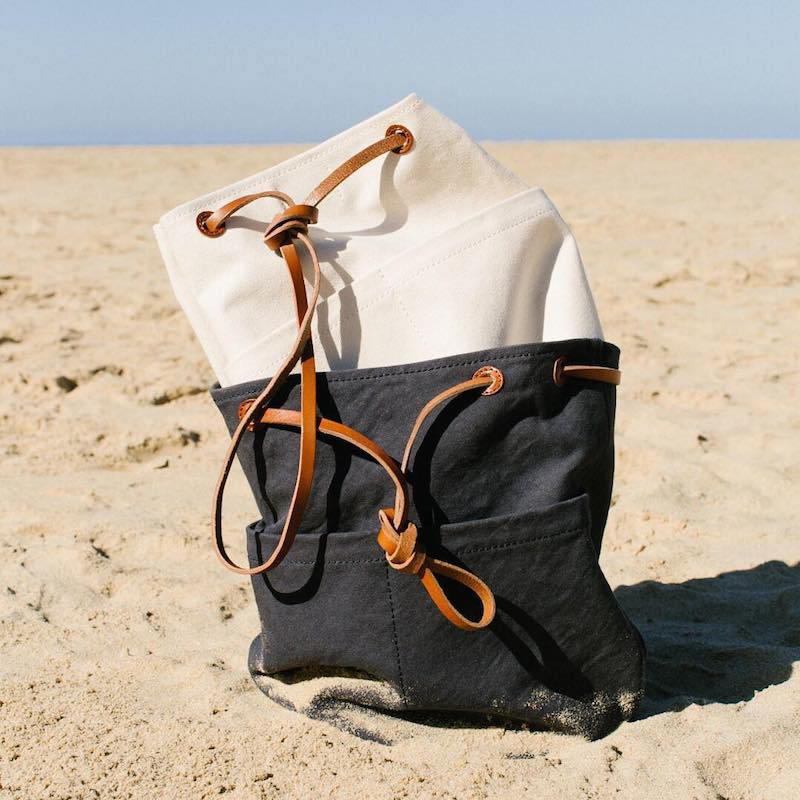 Madewell The Convertible Canvas Backpack