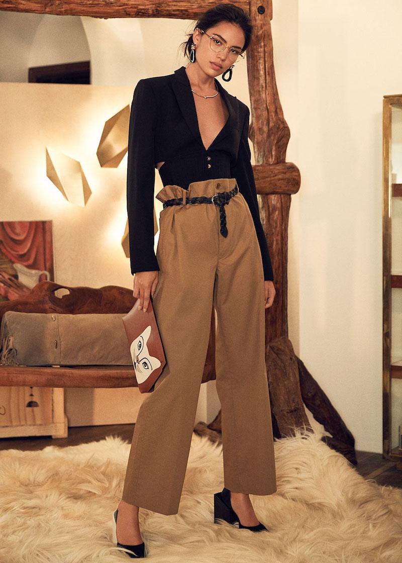 Stella McCartney Corset Blazer Jacket