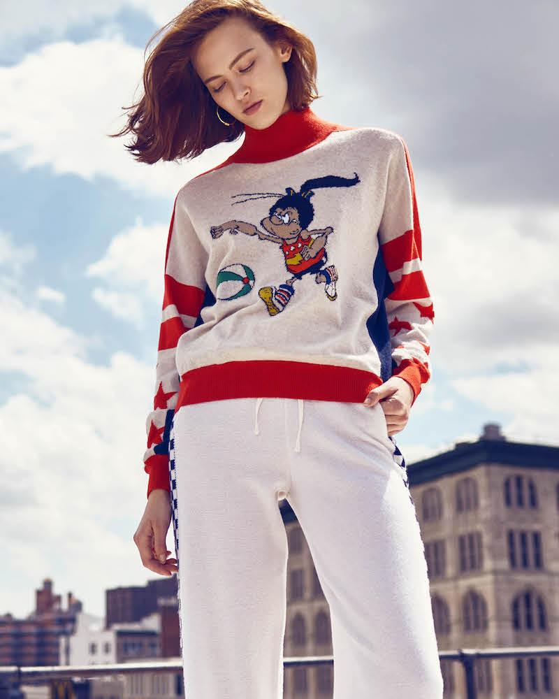 Stella McCartney Dinah Mo Sweater