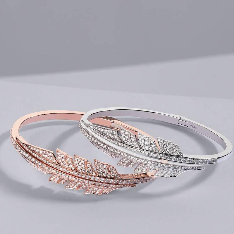 Stephen Webster Magnipheasant Diamond Bracelet