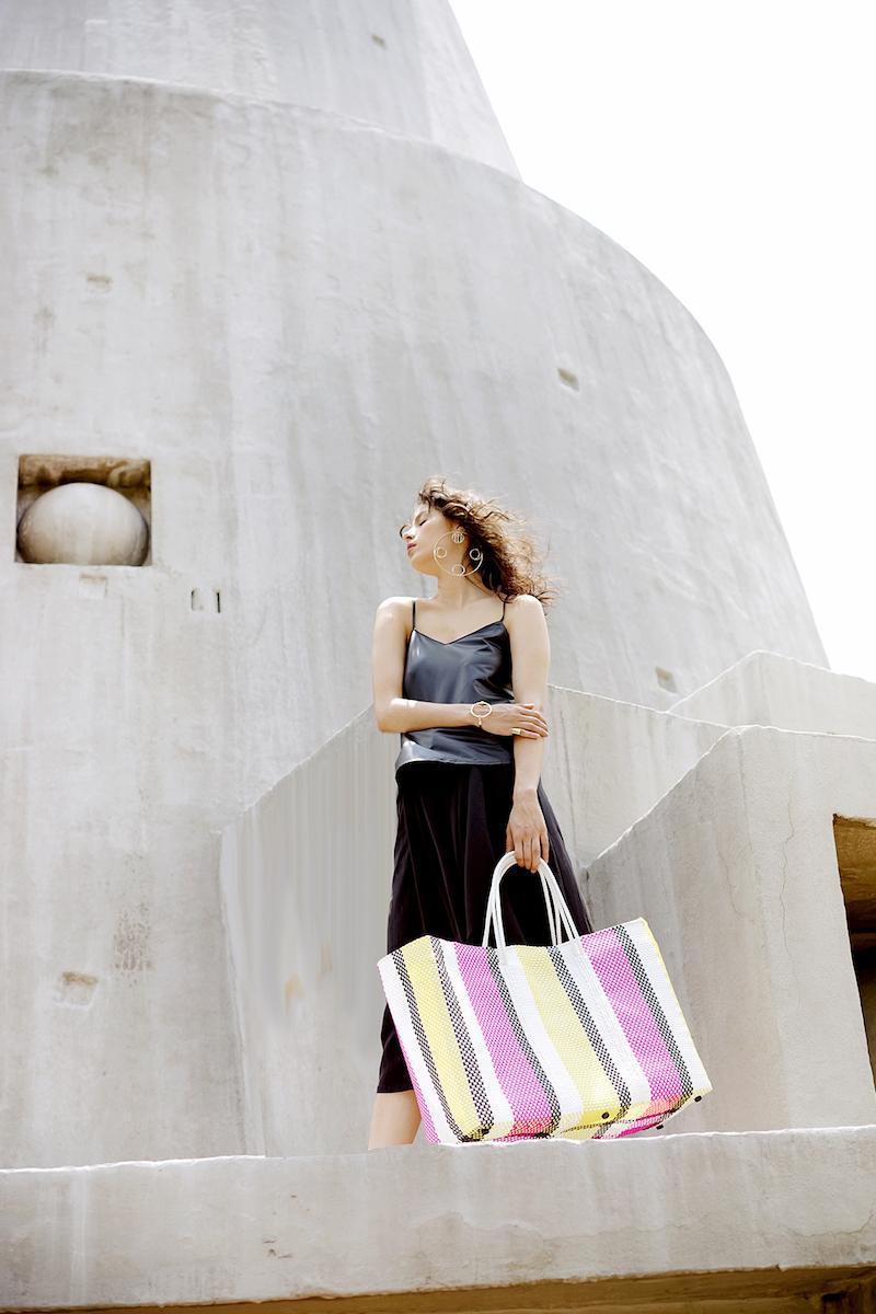 TRUSS Oversized Weekender Bag