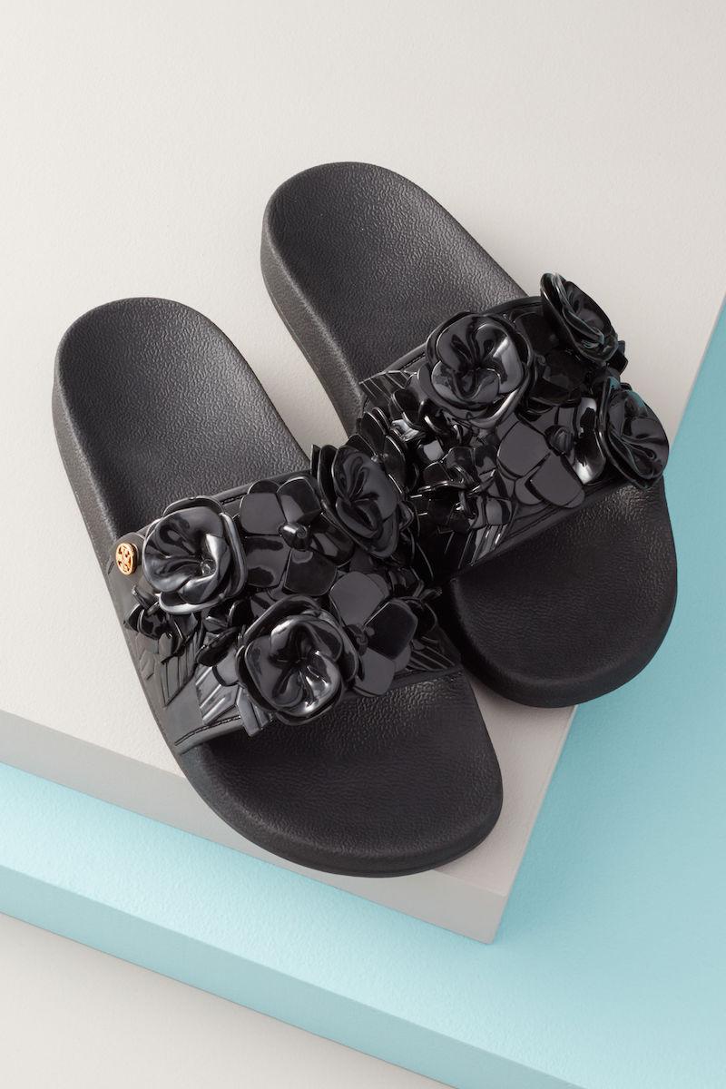 Tory Burch Blossom Slide Sandal
