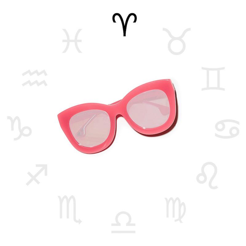 alice + olivia Madison Sunglasses